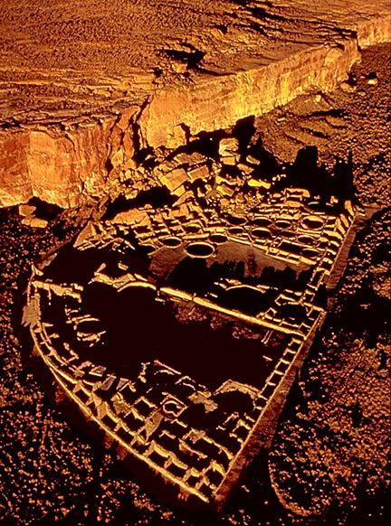 the puebloan society of chaco canyon A brief history of chaco culture national historical park  chaco canyon served as a major center of  society, chaco established the first observatory in the.