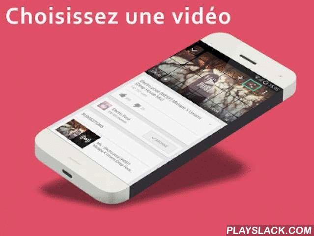 Offline Liberty -Video To Song  Android App - playslack.com , Vous arrivez dans le métro, vous êtes en soirée et avez besoin de la bande son d'une vidéo sans pour autant utiliser votre forfait data tout le temps ? Vous aimez emporter avec vous des chansons lorsque vous faites un voyage mais n'avez pas le temps d'allumer votre ordinateur ?Téléchargez dès maintenat Offline Liberty ! C'est très simple d'utilisation : ♦ Ouvrez votre application video♦ Choisissez une vidéo♦ Appuyez sur l'icône…