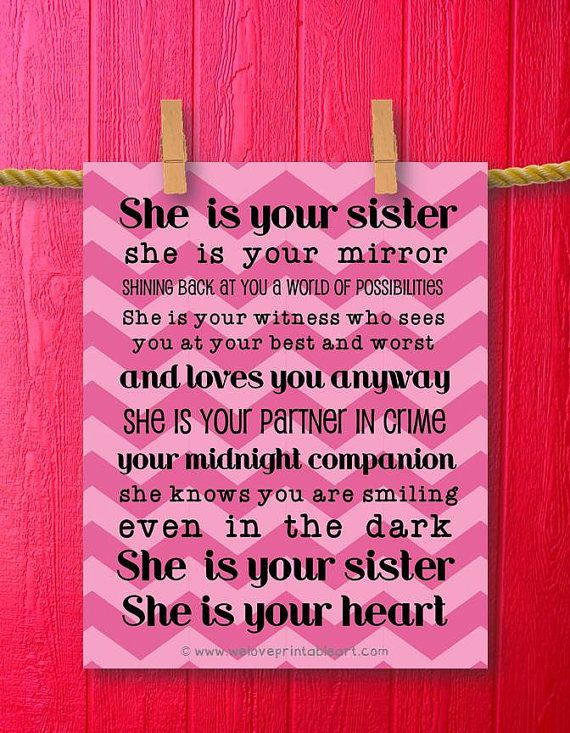 Birthday Quotes For Your Big Sister Happy birthday big sister