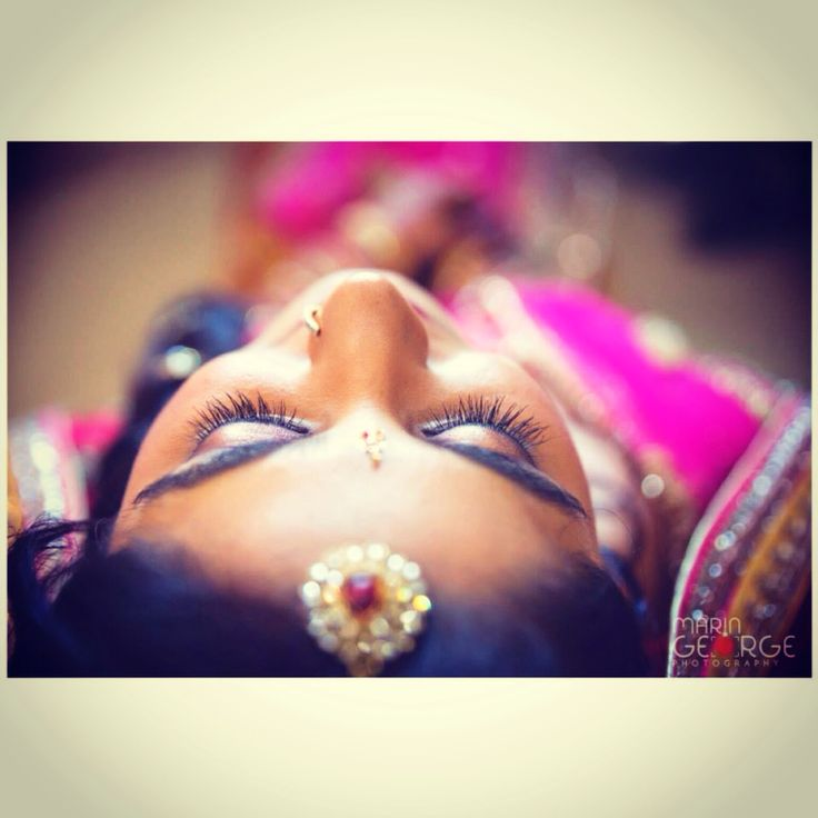 From a recent shoot #indian #bride #wedding