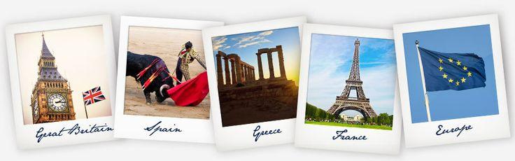 Seterra Online Geography games - Free