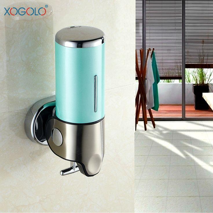 Купить товарXogolo дозатор для мыла металл кулон дезинфицирующее средство для рук аксессуары для ванной комнаты специальный 6901 в категории Мыльницына AliExpress.                                      00000      00000