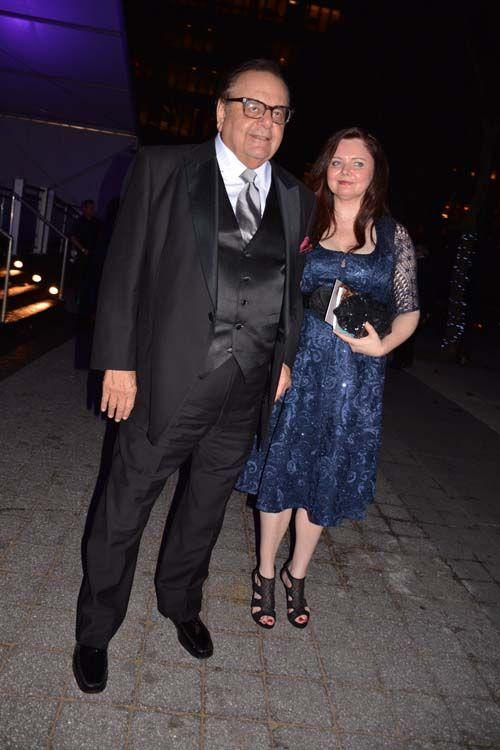 Paul Sorvino and his wife Dee Dee.  Photo by:  Rose Billings/Blacktiemagazine.com