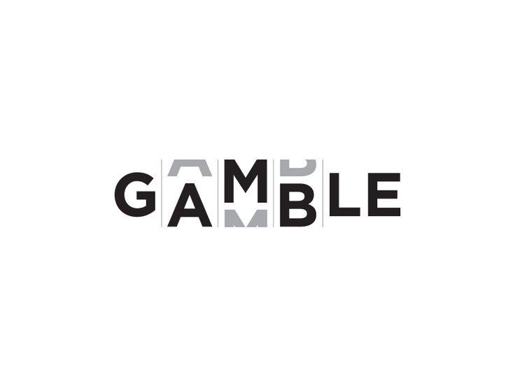 Gamble Logo by Aditya Chhatrala #Design Popular #Dribbble #shots