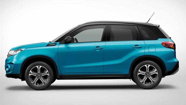 New Suzuki Grand Vitara 2019-2020 model year