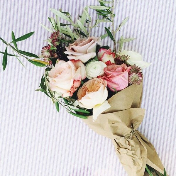 80 best Flowers wrapped in paper images on Pinterest | Floral ...