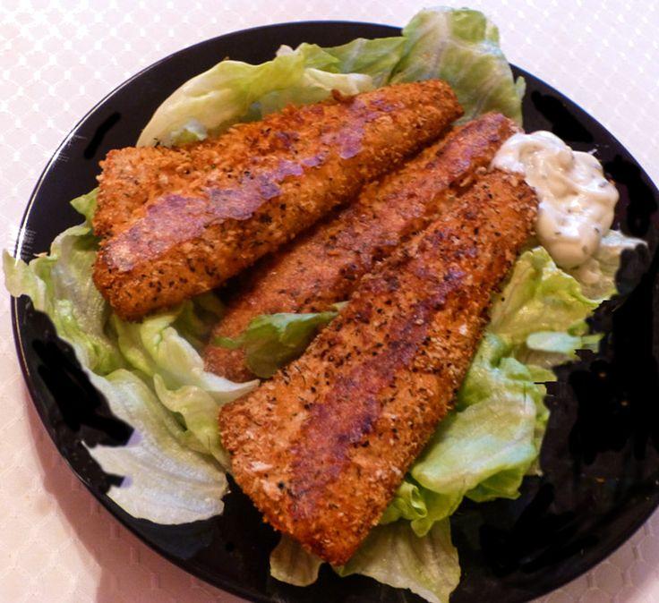 Pam's Midwest Kitchen Korner: Baked-crisp Lake Perch