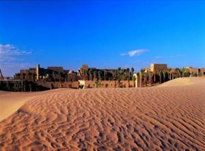 bab al shams -in the desert close to dubai