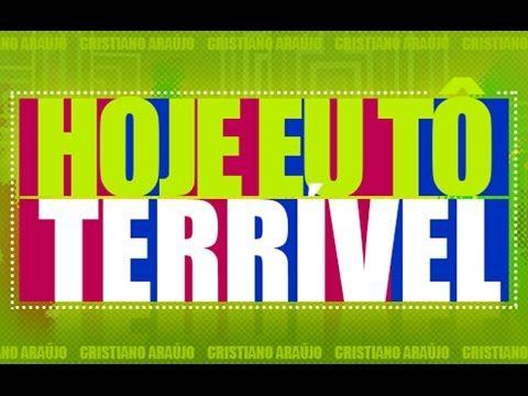 Cristiano Araújo - Hoje eu tô terrível - (DVD in The Cities) [Vídeo Ofic...