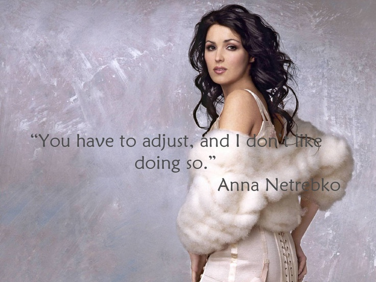 And that is why you are a diva, Anna!