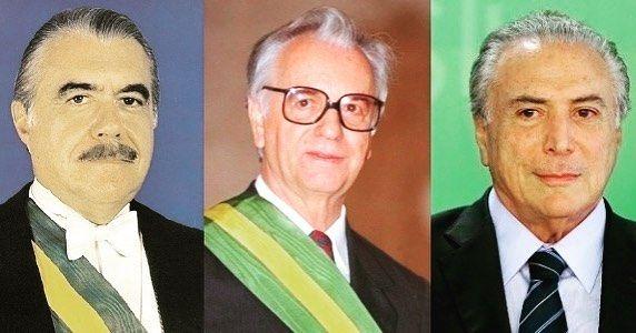 """30 anos e o PMDB continua o mesmo. Nós brasileiros também. Ainda não aprendemos a acompanhar os bastidores do poder!  Com a confirmada ascensão de Michel Temer o partido passa a ter """"100% de aproveitamento"""" de seus três vices que chegaram à Presidência.  #prapensar #mudabrasil #estamosdeolho #impeachment fb.com/avidaquer  #agentenaoquersocomida #avidaquer @avidaquer por @samegui"""