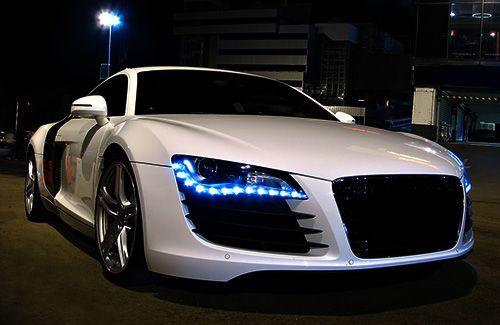 R8: Birthday Presents, Sports Cars, Bad Boys, Audi R8Sexi, Trav'Lin Lights, Dreams Riding, Blue Eye, Future Cars, Dreams Cars