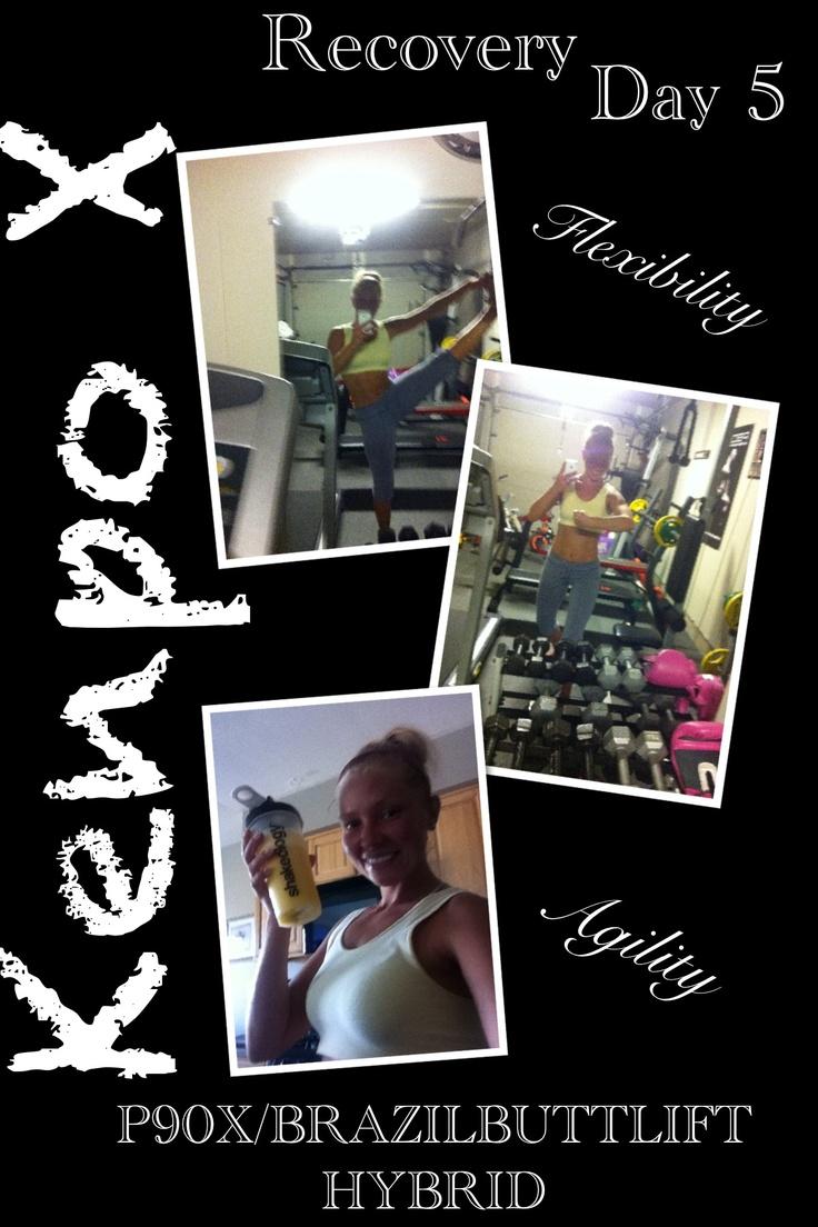 #P90X #Kenpo X #Strength #Agility