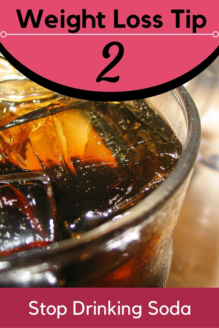 How to stop drinking soda, the easy way By Corey Bustos March 25, Weight Loss No Comments Drinking lots of soda every day used to be one of the worst parts of my diet, and was definitely one of the major contributing factors to my weight gain.