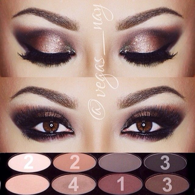.@vegas_nay | Here's a step by step of our NEW #motivesmavens Element eyeshadow Palette; be... | Webstagram