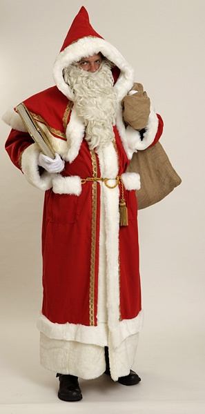 German St.Nikolaus Robe
