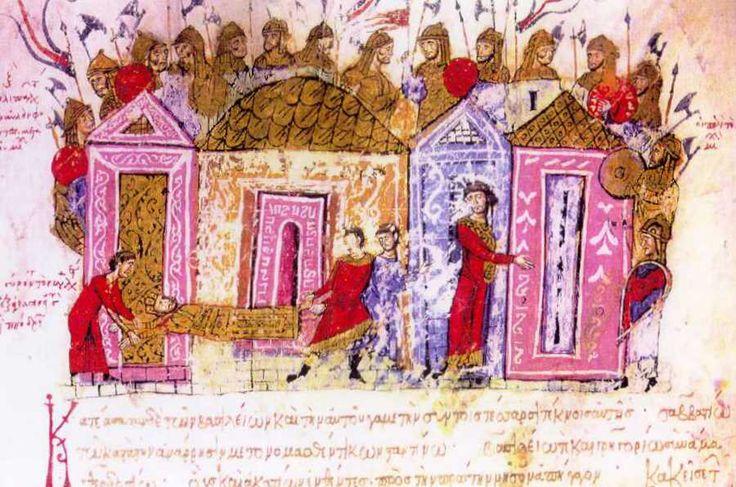 Leon V the Armenian (813-820), fol. 26va
