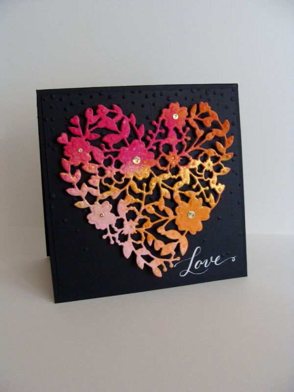 air jordan flight classic CC566   Dramatic Love by girlgeek101   Cards and Paper Crafts at Splitcoaststampers