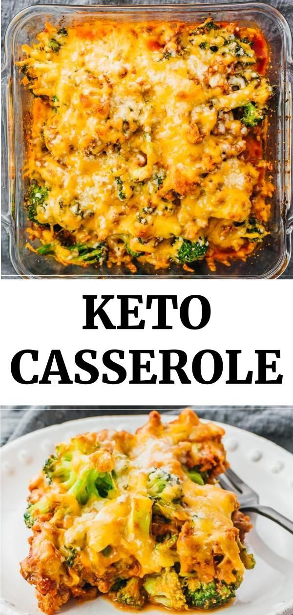 This Is A Delicious Keto Casserole Dinner With Ground Beef Broccoli And Tomato Sauce Kind Of T Dinner With Ground Beef Keto Recipes Dinner Dinner Casseroles
