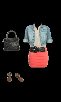 WetSeal.com Runway Outfit:  Regular Day by Average Teenage Girl. Outfit Price $127.00