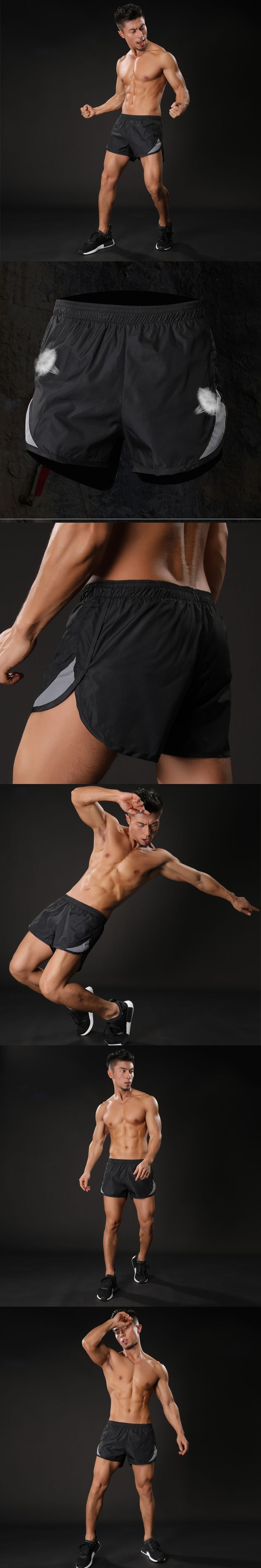 Short Patchwork Shorts Men Loose Outwear Plus Size New Men Sporting Shorts Summer Quick Drying Short Pants Casual Clothing 3XL