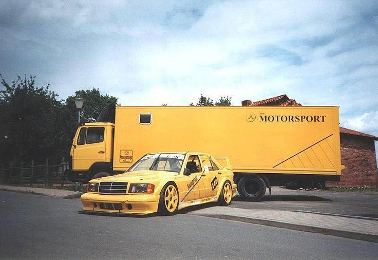 Mercedes 190E Touring