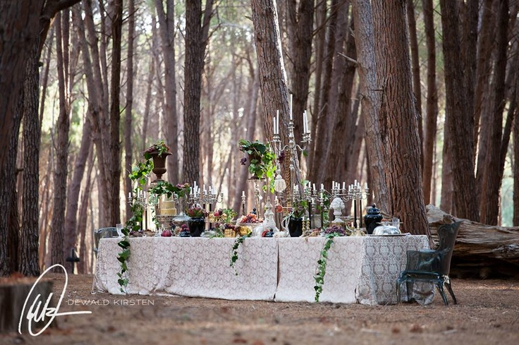 Wouldn't this be a fairytale location for a #wedding in Cape Town?