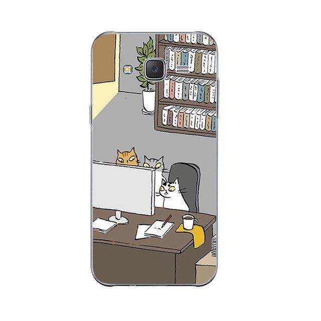 Catfishing Online Phone Case For Samsung Galaxy J Series