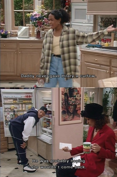 hahaha! Fresh Prince of Bel Air