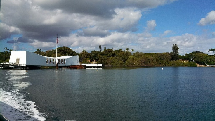 Pearl Harbor Memorial USS Arizona: Things to do on Oahu, Hawaii