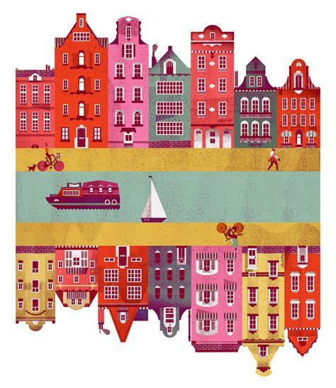Illustrations by Lotta Nieminen — AGENT PEKKA