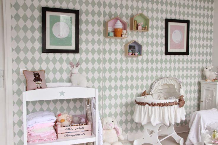 Les 67 meilleures images du tableau chambre b b scandinave sur pinterest chambre b b - Tableau style scandinave ...