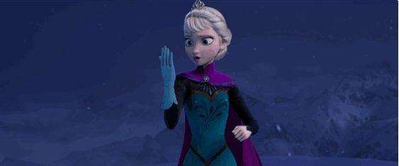 Frozen. - Según la teoría de un fan de la película, todos los personajes que ocultan algo a lo largo de la trama usan guantes, como Elsa y Hans.