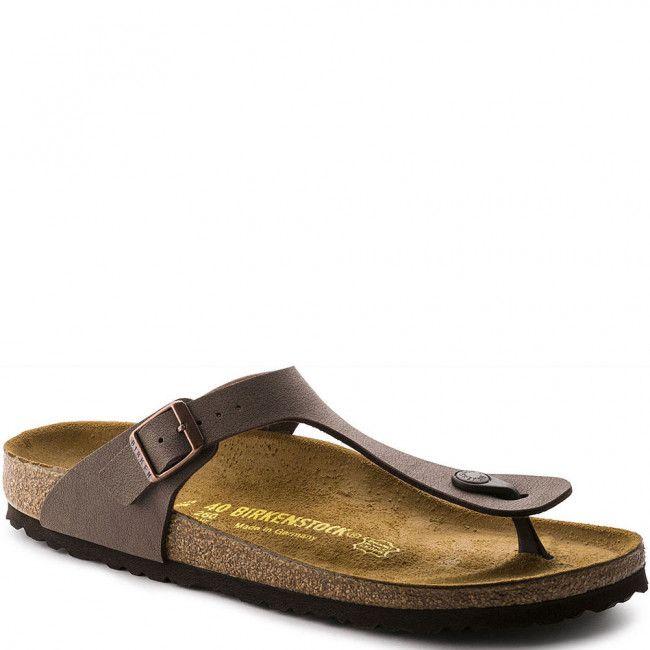 Gizeh Sandale Greige Birkenstock ZS0w2Hm