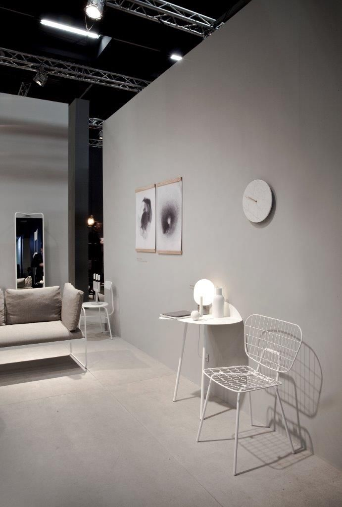 Classico Chalk paint in the color Evening Shadow from Pure & Original in cooperation with Menu