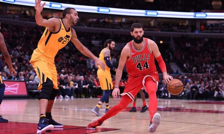 Nikola Mirotic Wants Trade To Utah Jazz