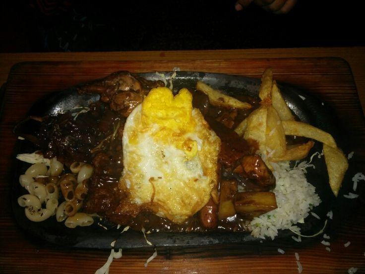All meat steak Bangalore