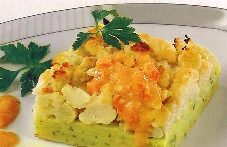 Картофельная запеканка с цветной капустой и соусом. Обсуждение на LiveInternet - Российский Сервис Онлайн-Дневников