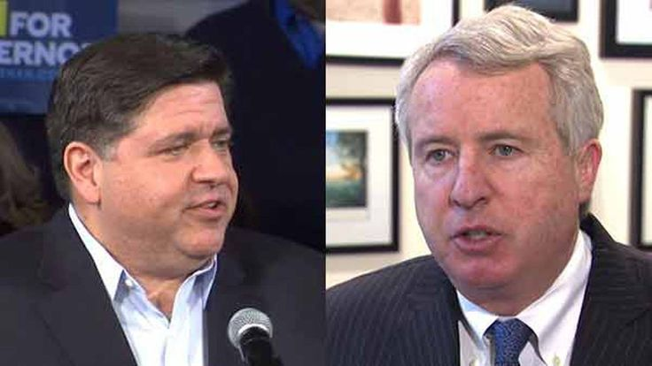 Two candidates in the race for Illinois governor are getting new support for their campaigns. Both Chris Kennedy and J.B. Pritzker picked up endorsements on Monday.