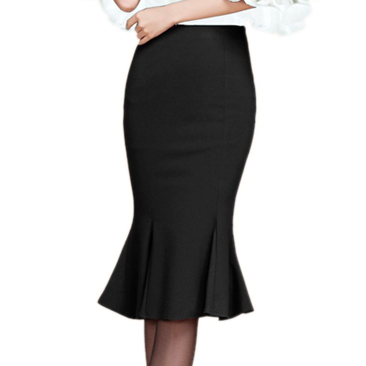 Office Fashionista Black Pleated Pencil Skirt, 38.5% discount @ PatPat Mom Baby Shopping App Look all my skirt loving peeps! Use code: hjyHLO when you get the app and get $5 off your first order and SUMMER at check out for a extra 10% off!