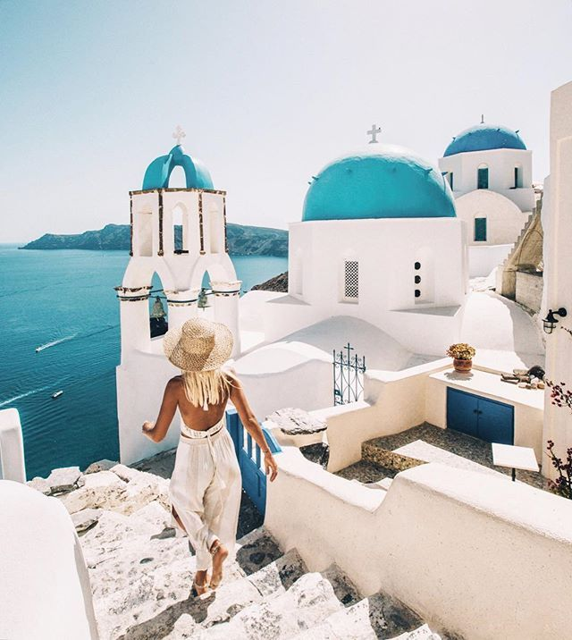 Greece is always a good idea☼✧ but for now it's time for endless pizza & gelato