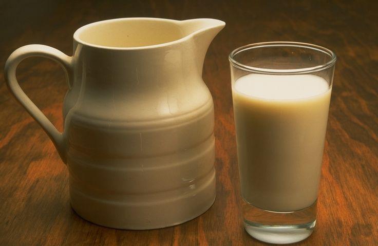 Топлёное молоко
