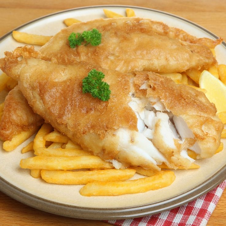 This beer batter fish and chips recipe is a perfect choice for Beer battered fish and chips