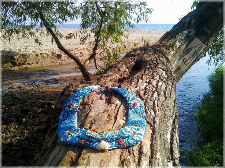 Papagena - handmade zone, bead embroidery
