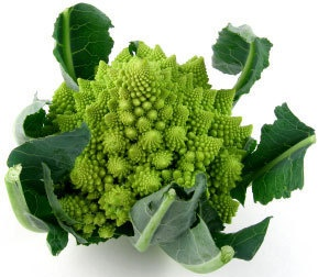Romanesco Broccoli Looks interesting! Have you tried this before?: Romanesco Broccoli
