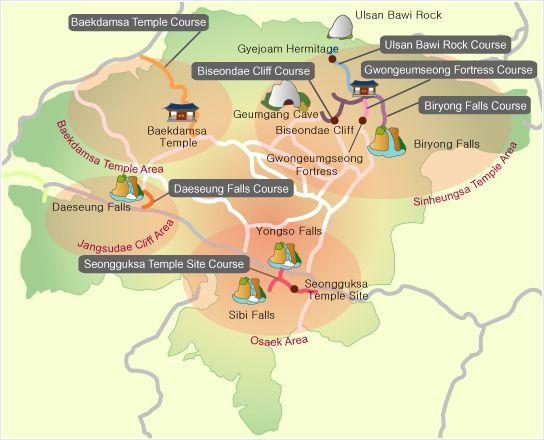 Official Site of Korea Tourism Org.: Mt. Seoraksan National Park