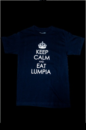 Keep Calm and Eat Lumpia