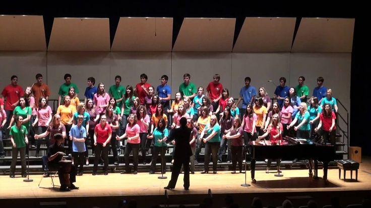 Beautiful!! Singabahambayo - Lake Park High School Choir