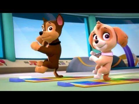 Patrulla Canina Juguetes en Español  Ryder baña a Rocky  - YouTube