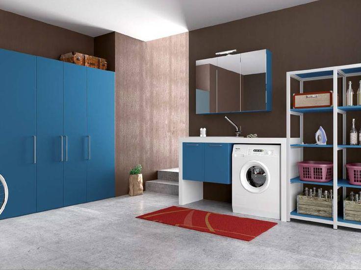 The 50 best MOBILI LAVANDERIA images on Pinterest | Laundry room ...